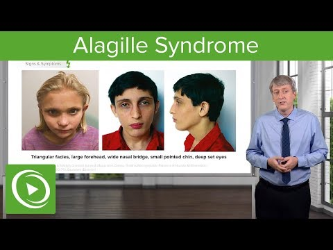 Alagille Syndrome – Pediatrics | Lecturio