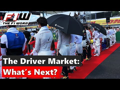 What Next For The F1 Driver Market?