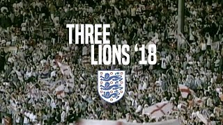 Three Lions '98 [World Cup 2018 Version]