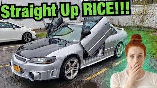 Hondas Are NOT Racecars!!! (Ricer Cars On Craigslist)