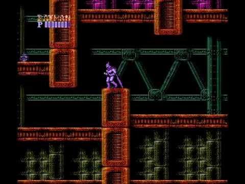 Batman na NES