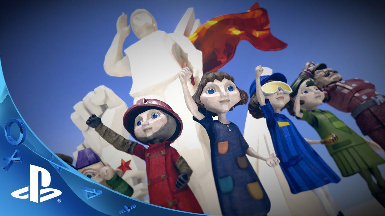 La beta cerrada de The Tomorrow Children empieza el 21 de enero