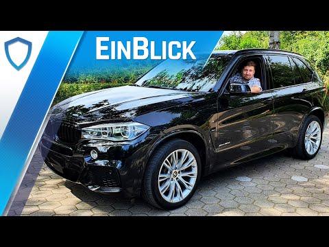 BMW X5 40d (2016) - Absoluter Alleskönner oder Xtrem unnötig? Test & Vorstellung