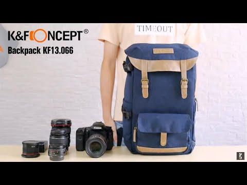 K&F Concept Multifuncional Camera Backpack KF13.066
