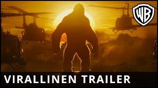 Kong: Pääkallosaari -elokuvan virallinen trailer