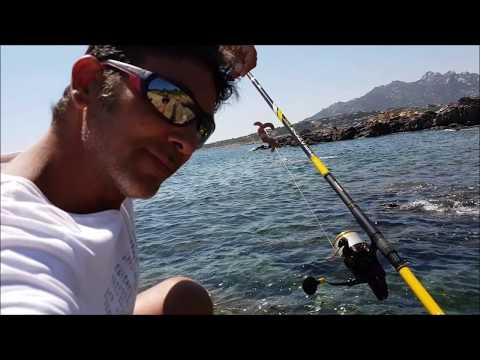 Toppa per una pesca di gioco