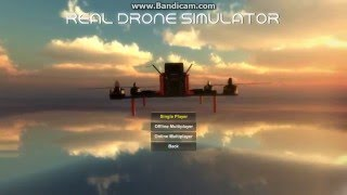 Quadcopter FPV Simulator Real Drone Simulator