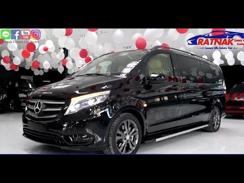 Mercedes Benz Vito Vip 2018 - Modern Luxury Cars 2018 - Expensive Car
