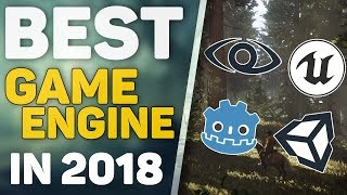 BEST Game Engines in 2018 | Graphics, Prices, and MORE! (Comparison)