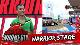 Achmad Buchori Satpol PP NinjaSasuke Ninja Warrior Indonesia 14 Feb 2016