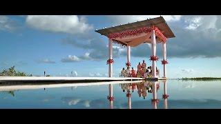 Amanyara Destination Wedding In Turks & Caicos | Melanie & Neeraj