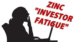 ZINC - Alta à vista para o zinco