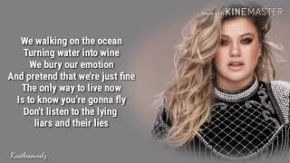 Kelly Clarkson - Broken & Beautiful (Lyrics)