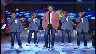 "Broadway Boys with ""Bossing"" Vic Sotto 