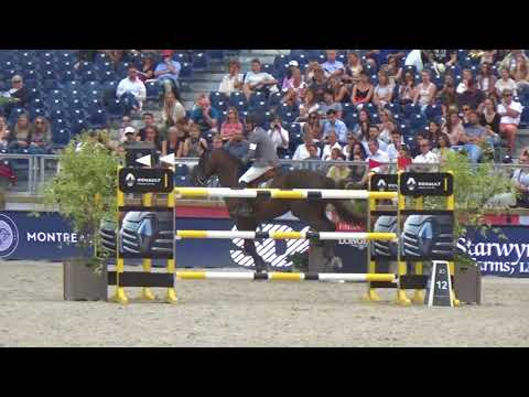 Don VHP Z N.O.P - CSI5* GCL Paris - Montreal Diamonds - R1