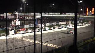 preview picture of video 'ISMA BUD SELECT 55 Oswego Speedway Full Race'