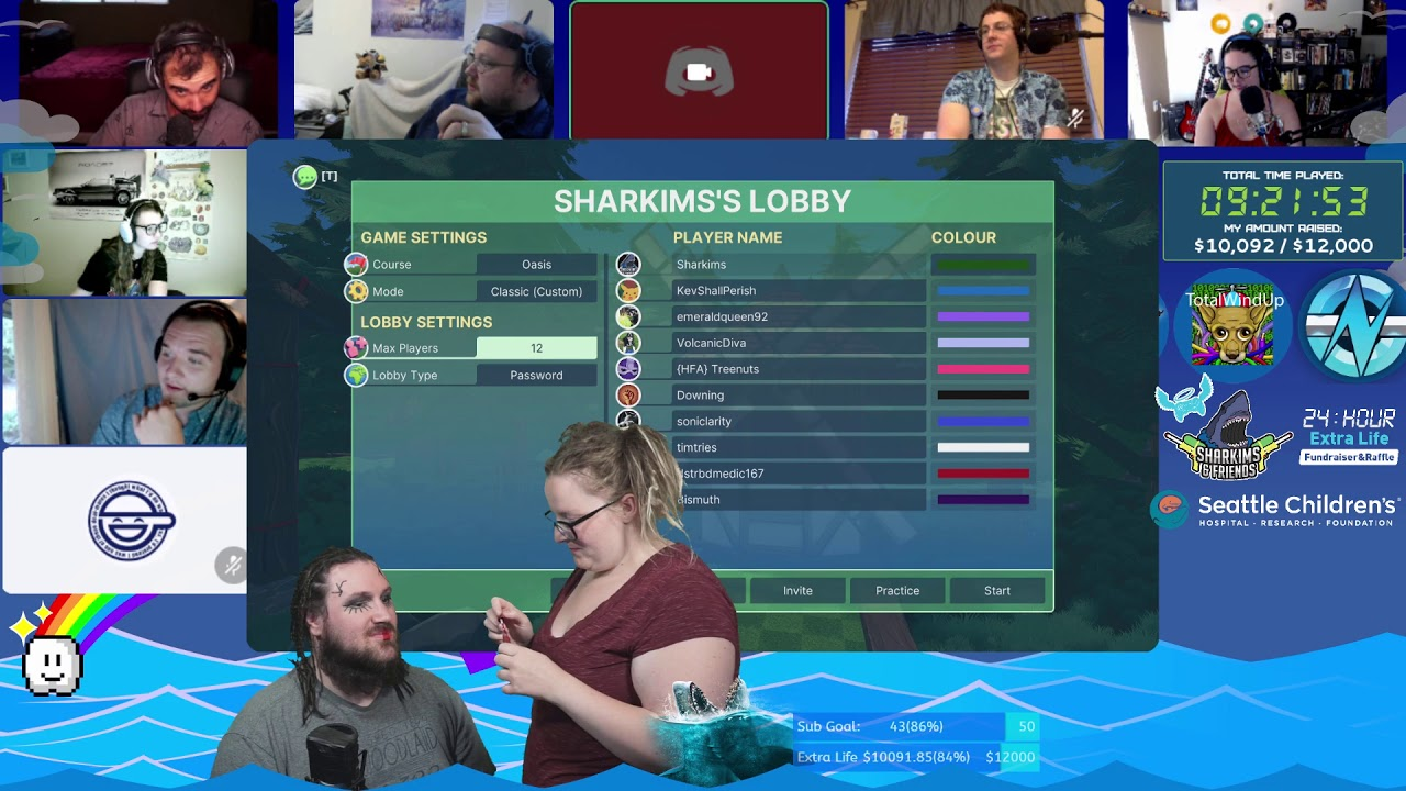 Awful, but beautiful, the pagan - 24Hr Extra Life Fundraiser 2020 Part 2