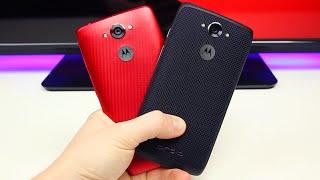 Motorola DROID Turbo - Kevlar vs ballistic nylon