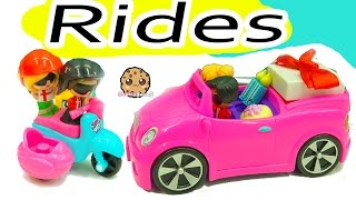 Airplanes, Sport Car, Bikes + More for Littlest Pet Shop, Gift Em Dolls + Surprise Blind Bags