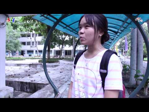[Video] Tân sinh viên làm thủ tục nhập học