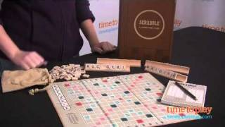 Scrabble Library Classic Book from Winning Solutions