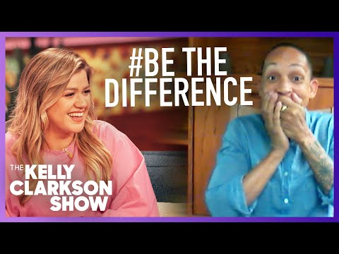 Kelly Amplifies Black Voices With #BeTheDifference Campaign