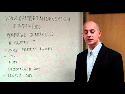 Chapter 7 Bankruptcy For Small Businesses