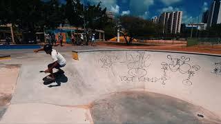 Alexandre - Brothers do Santana | Fpv | Gopro | SurfSkate | Skate | Parque Santana