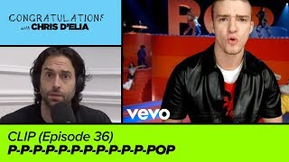 CLIP: Remembering 'Pop' by NSYNC - Congratulations with Chris D'Elia