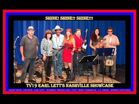 "I'V GOT THE VICTORY ""Sunshine"" Brenda Cole Shine! Shine!! Shine!!! on NASHVILLE SHOWCASE TV 19"