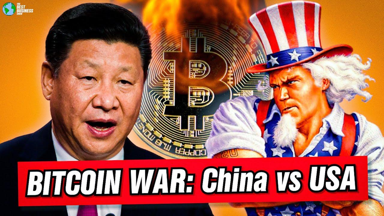 Bitcoin War: The United States vs China thumbnail