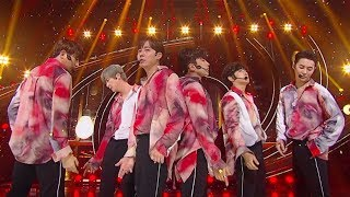 《POWERFUL》 SHINHWA (신화)   Kiss Me Like That @인기가요 Inkigayo 20180909
