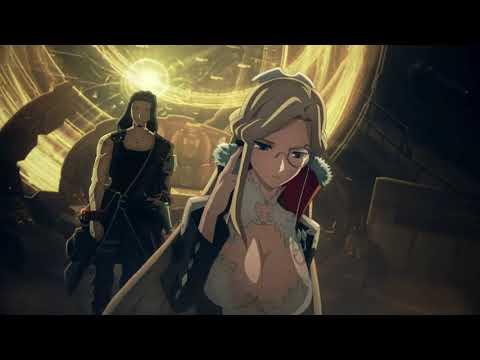 Видео № 0 из игры God Eater 3 (US) [NSwitch]