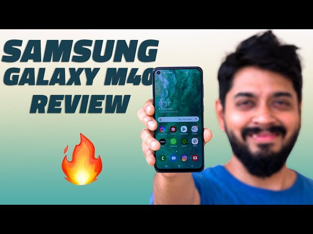 Samsung Galaxy M40 Review | NDTV Gadgets360 com
