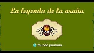 La leyenda de la araña