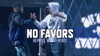 Big Sean ft. Eminem - No Favors (Instrumental) (Reprod. Wocki Beats)
