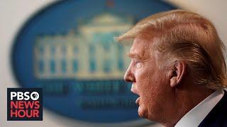 WATCH: Trump, Pence speak about U.S. coronavirus response alongside White House Task Force
