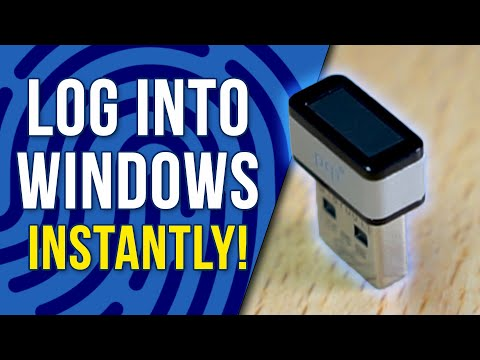 Quickly Log Into Windows 10 With A Fingerprint Reader