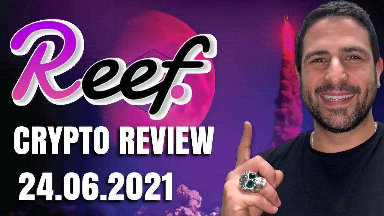 REEF FINANCE (REEF) - PRICE ANALYSIS - I'm Buying This Crypto Gem 24th June 2021 thumbnail