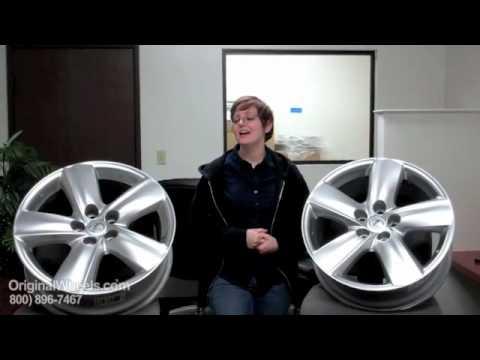 GS 450 Rims & GS 450 Wheels - Video of Lexus Factory, Original, OEM, stock new & used rim Co.