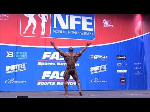 Nordic Pro 2015. Individual Routines Bodybuilding