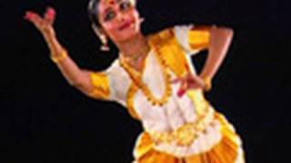 Thillana in Mohiniyattam