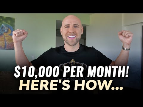 How To Make $10,000 A Month With Affiliate Marketing