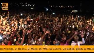 FACT DURBAN ROCKS // NEW YEARS EVE PARTY 31 DECEMBER 2011