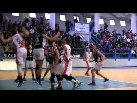 Preview video Canestri Senza Reti 2015 - Finale 3° 4° posto Foka Kragujevac- Stella Rossa Belgrado