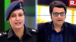 Lt Col Sophia Qureshi Speaks To Arnab Goswami   #HeroesOfIndia