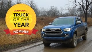 2016 Toyota Tacoma - 2016 AutoGuide.com Truck of the Year Nominee - Part 1 of 4