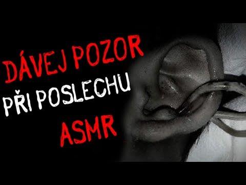 ASMR | Creepypasta Týden #1