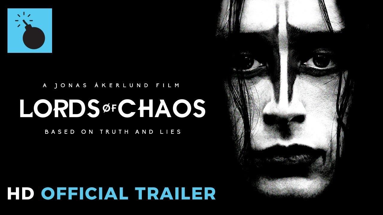 Trailer för Lords of Chaos