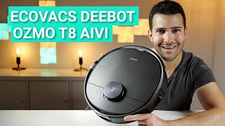 Ecovacs Deebot Ozmo T8 AIVI - Der ALLESKÖNNER im TEST!